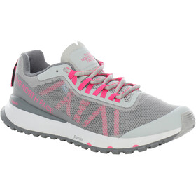 The North Face Ultra Swift Shoes Women griffin grey/mr.pink